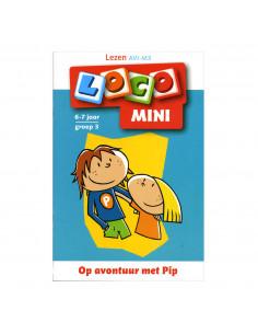 Mini Loco - Op avontuur met Pip (6-7)