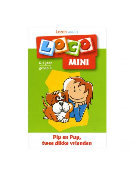 Mini Loco - Pip en Pup twee dikke vrienden (6-7)