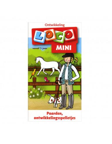 Mini Loco - Paarden,...