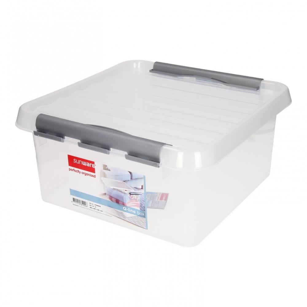Sunware Q-line Opbergbox, 18 liter