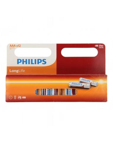 Philips Longlife Batterij Zinc...
