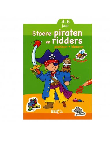 Stoere Piraten en Ridders Plakken &...