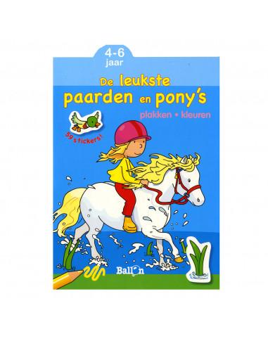 De Leukste Paarden en Pony's Plakken...
