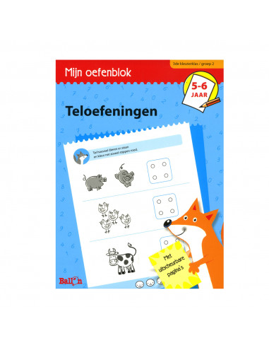 Teloefeningen - Groep 2