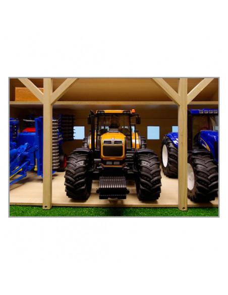 Landbouwloods Hout Voor 3 Tractoren