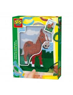 SES Borduren - Paard