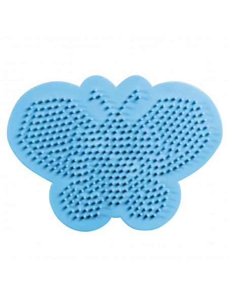 SES Strijkkralenbordje - Vlinder