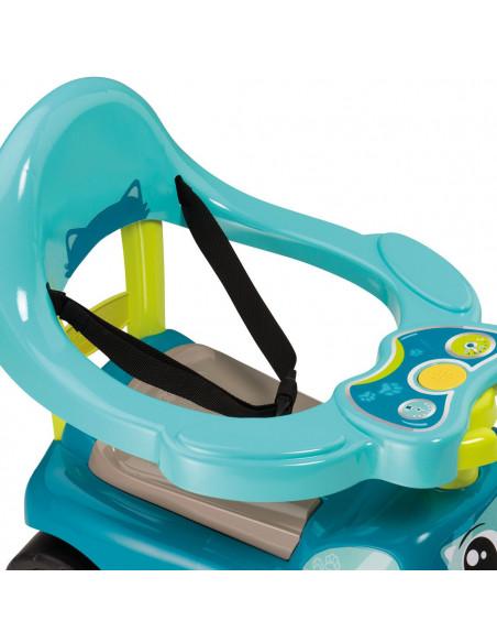 Smoby Balade Auto Blauw