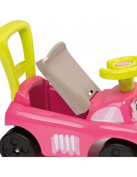 Smoby Balade Auto Roze