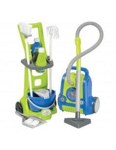 Ecoiffier Clean Home Schoonmaakkar