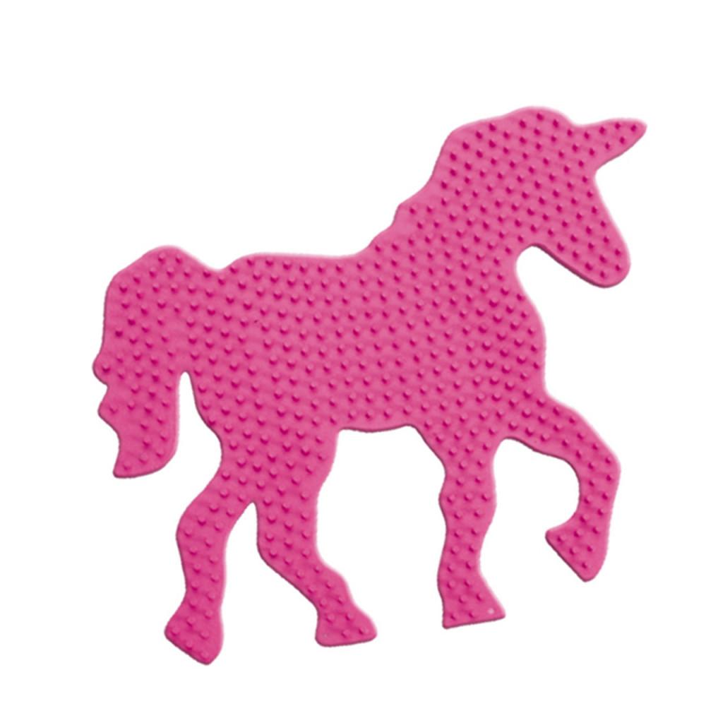 SES Strijkkralenbordje Fantasy Paard