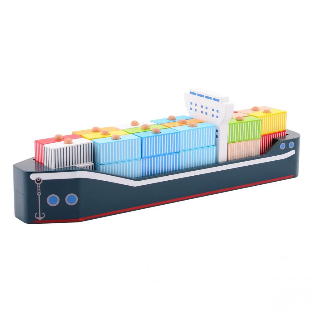Joueco Containerschip