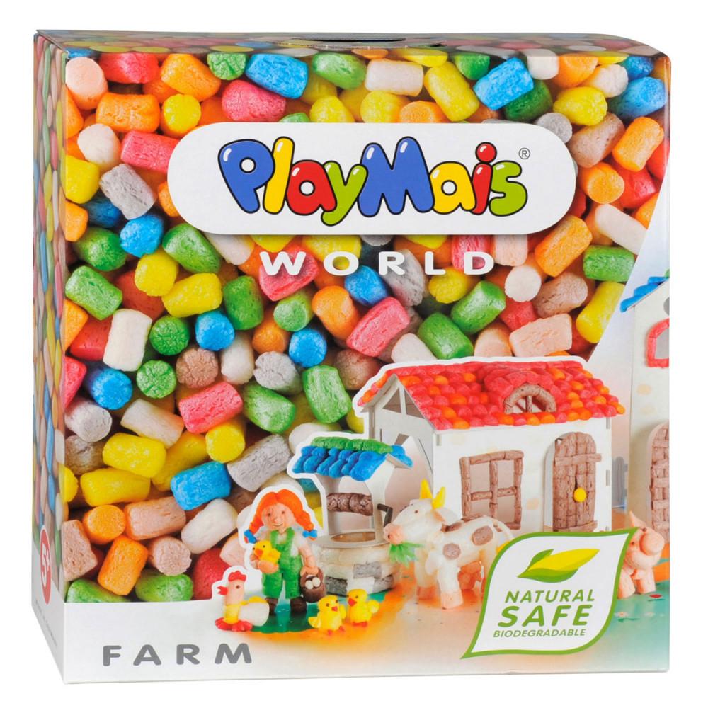 PlayMais World Boerderij 5+