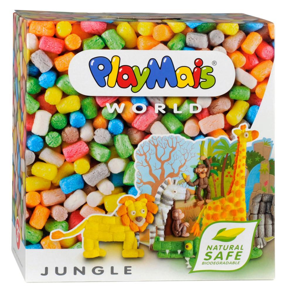 PlayMais World Jungle 5+