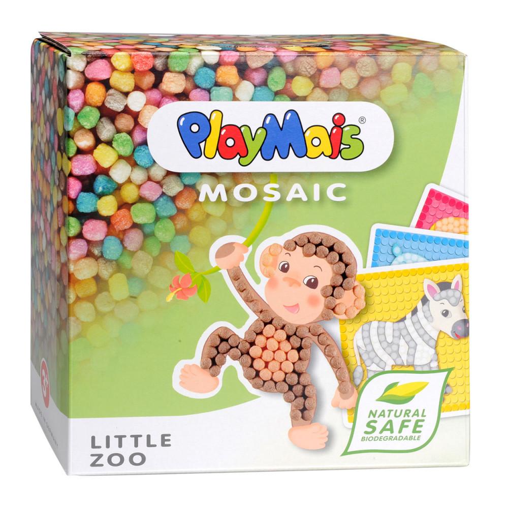 PlayMais Mosaic Dierentuindieren