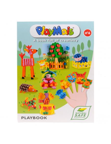 PlayMais Boekje Playbook no.6 - A Book full of Creativity