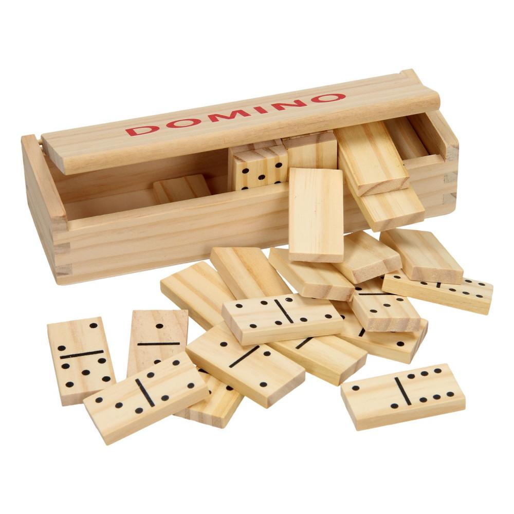 Blank Houten Domino BT