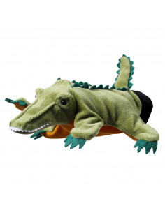 Beleduc Handpop Krokodil BT