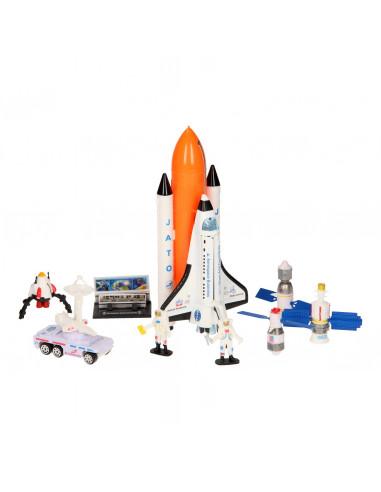 Space Shuttle Set Groot met Licht en...