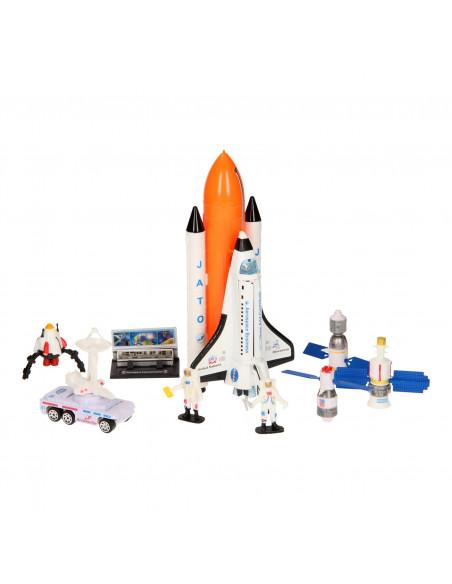 Space Shuttle Set Groot met Licht en Geluid