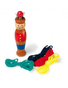 Goki houten Punnikset - Nancy