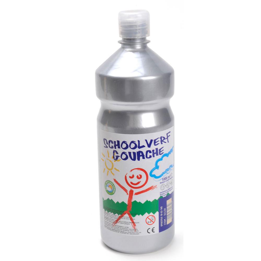 Schoolverf - Zilver