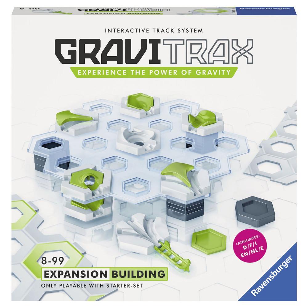 Gravitrax Uitbreidingsset - Bouwen