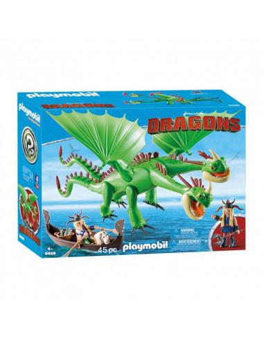 Playmobil 9458 Morrie & Schorrie met...