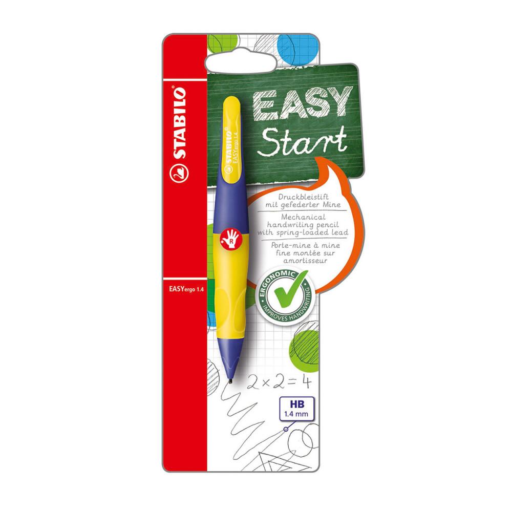 STABILO EASYergo 1.4 Rechtshandig - Neon Geel