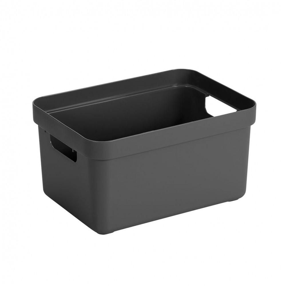 Sunware Sigma Home Box Antraciet, 5 liter