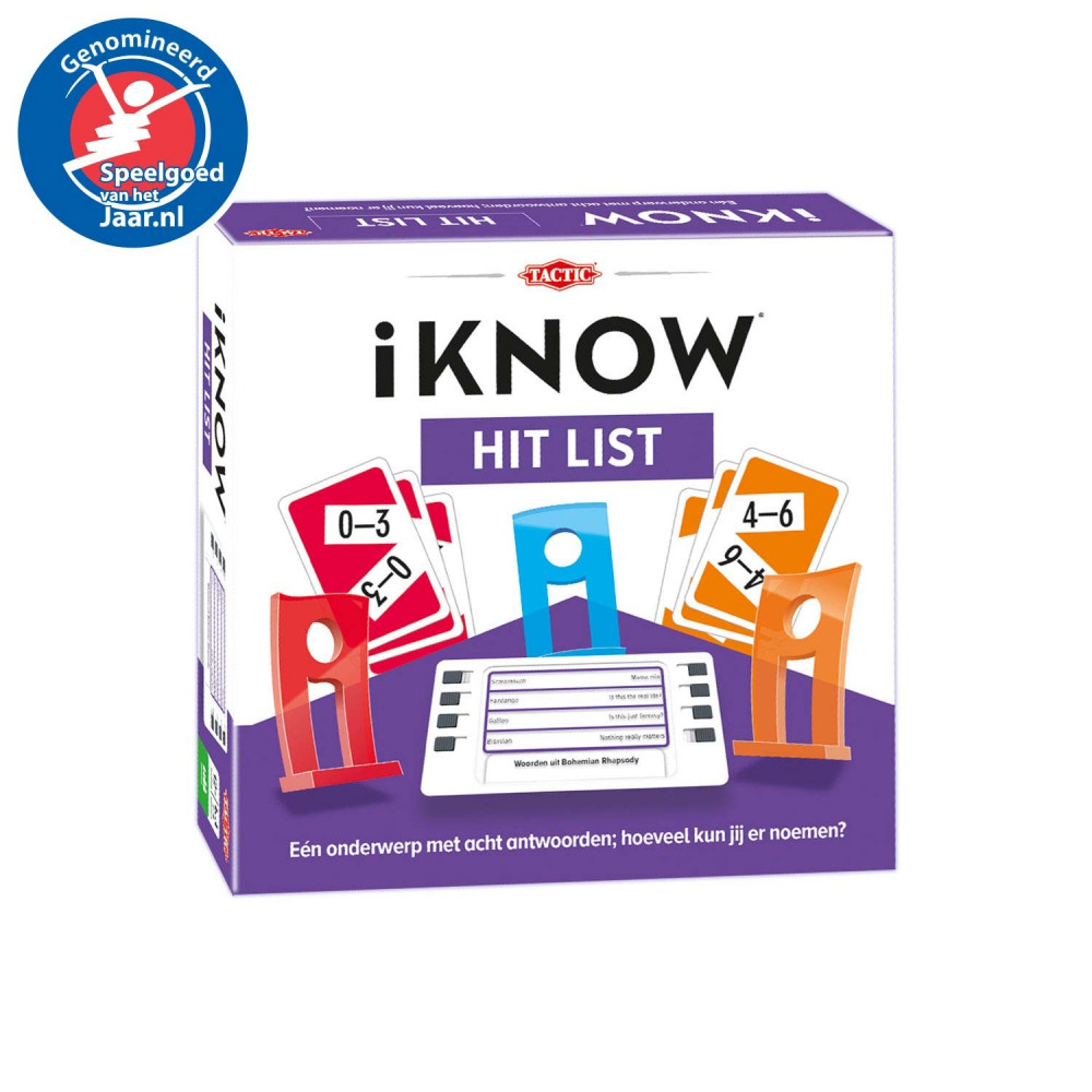iKNOW Hit List BT