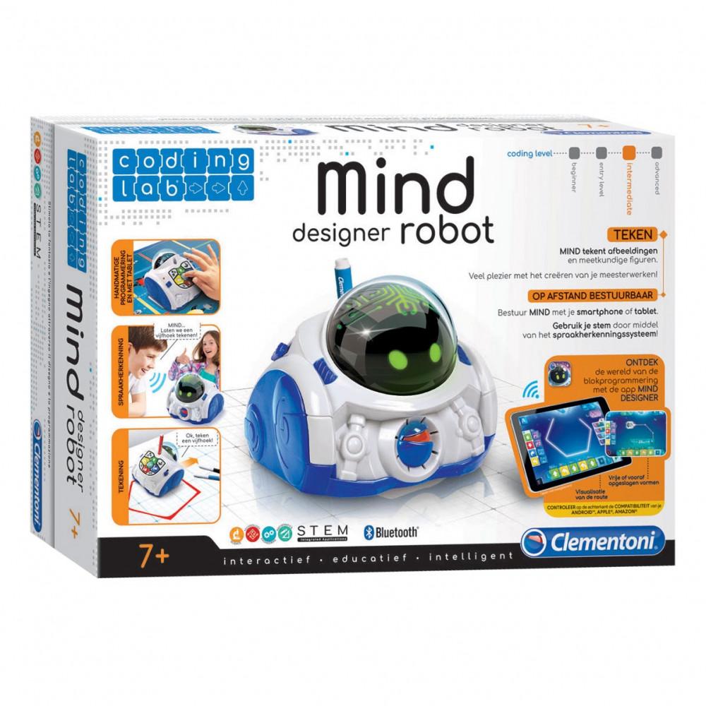 Clementoni MIND De Pratende Educatieve Robot