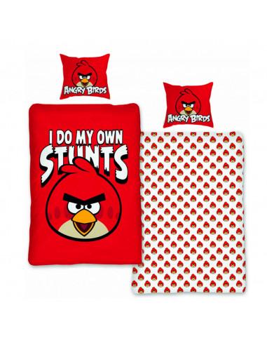 Dekbedovertrek Angry Birds Stunts 140...