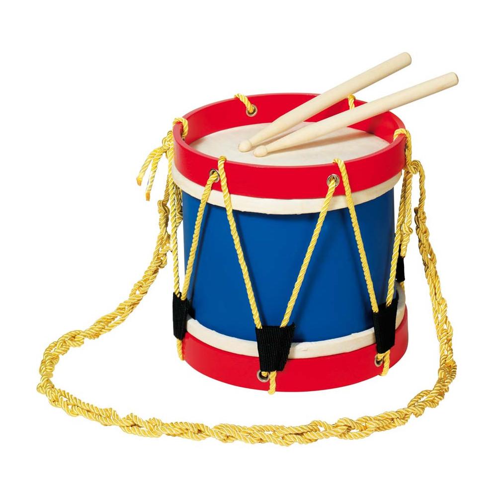 Goki houten Trommel - Marching Drum