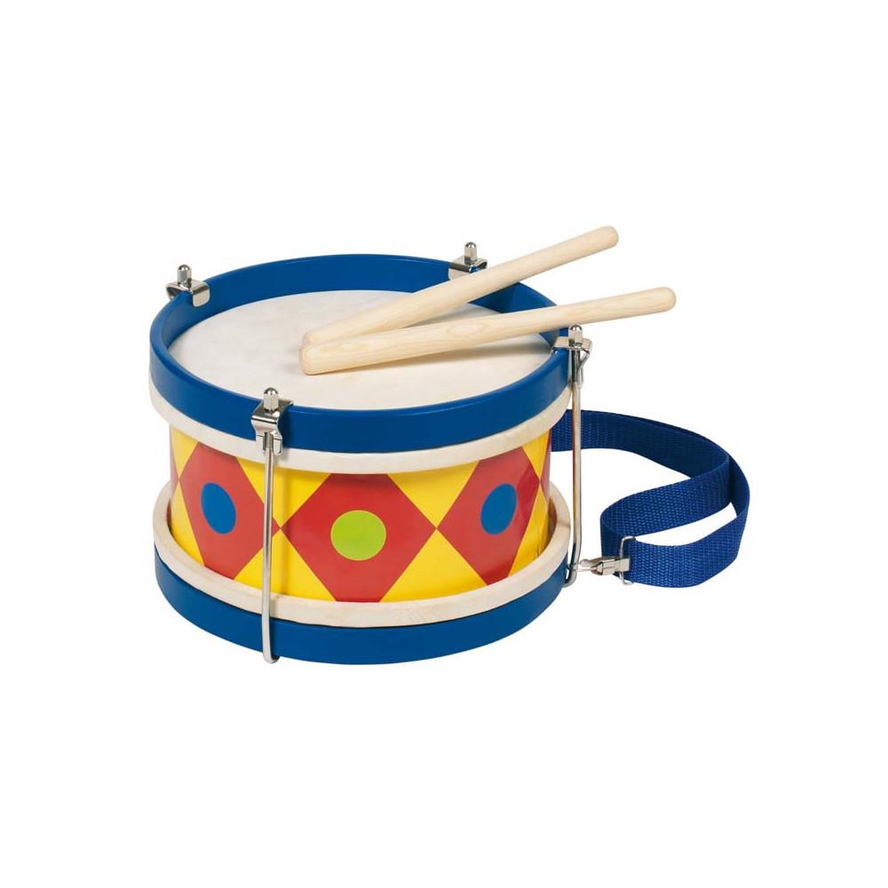 Goki houten Trommel