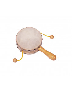Goki houten Monkey Drum