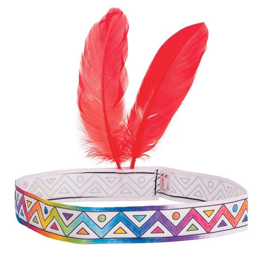 Kleur Je Eigen Indianentooi