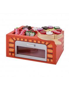 Joueco Houten Pizza Oven