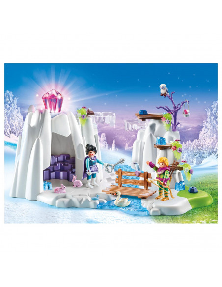 Playmobil 9470 Kristallen Diamantengrot