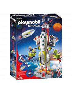 Playmobil 9488 Mars-raket met Lanceerplatform