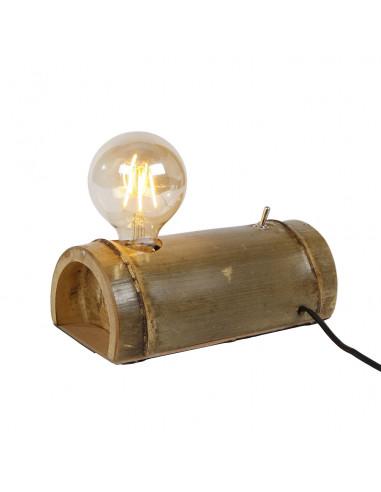 Tafellamp Bamboe