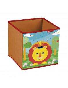 Fisher Price Opbergbox - Leeuw