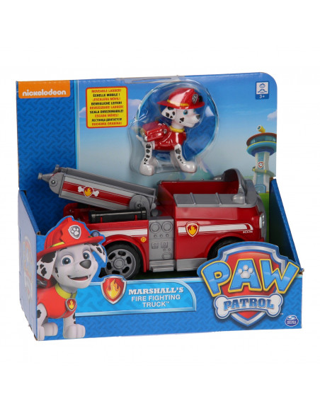 Paw Patrol - Marshall's Fire Fighting Truck