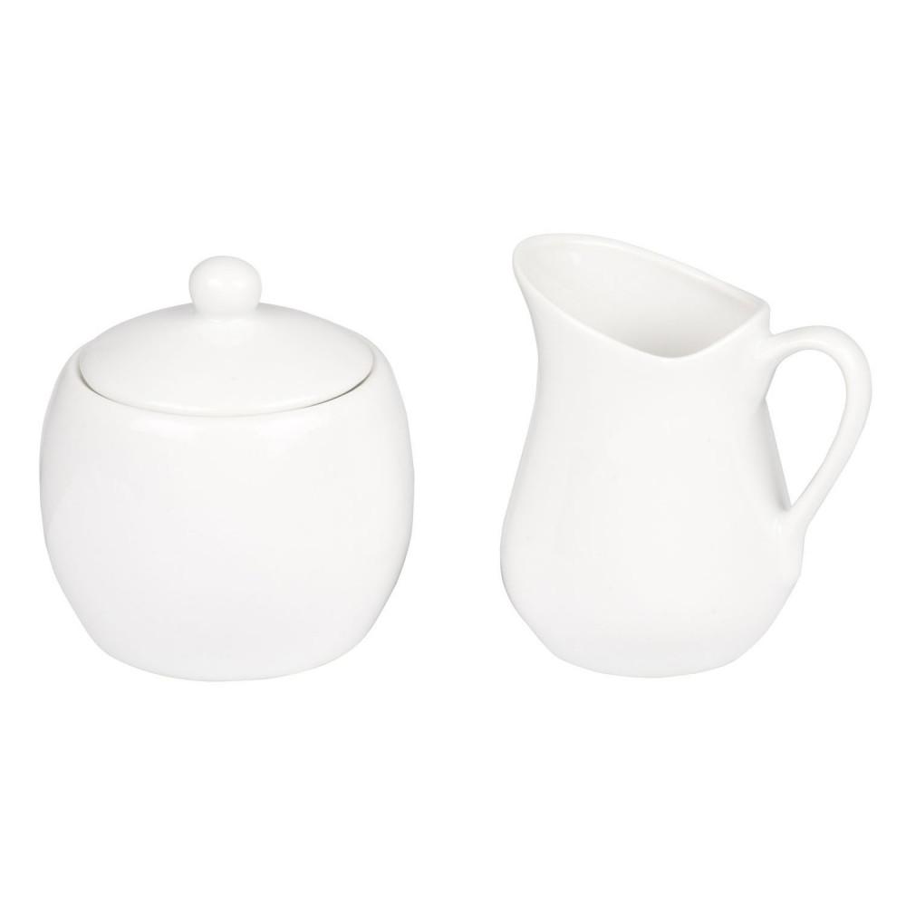 Keramiek Schilderen Melk en Suiker Set