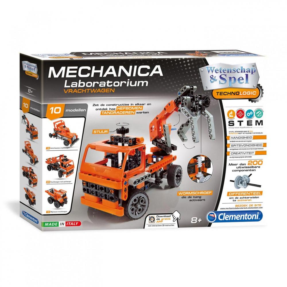 Wetenschap & Spel Mechanica - Vrachtwagen