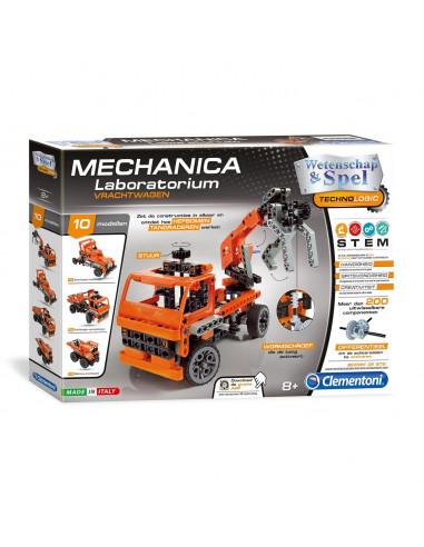 Wetenschap & Spel Mechanica -...