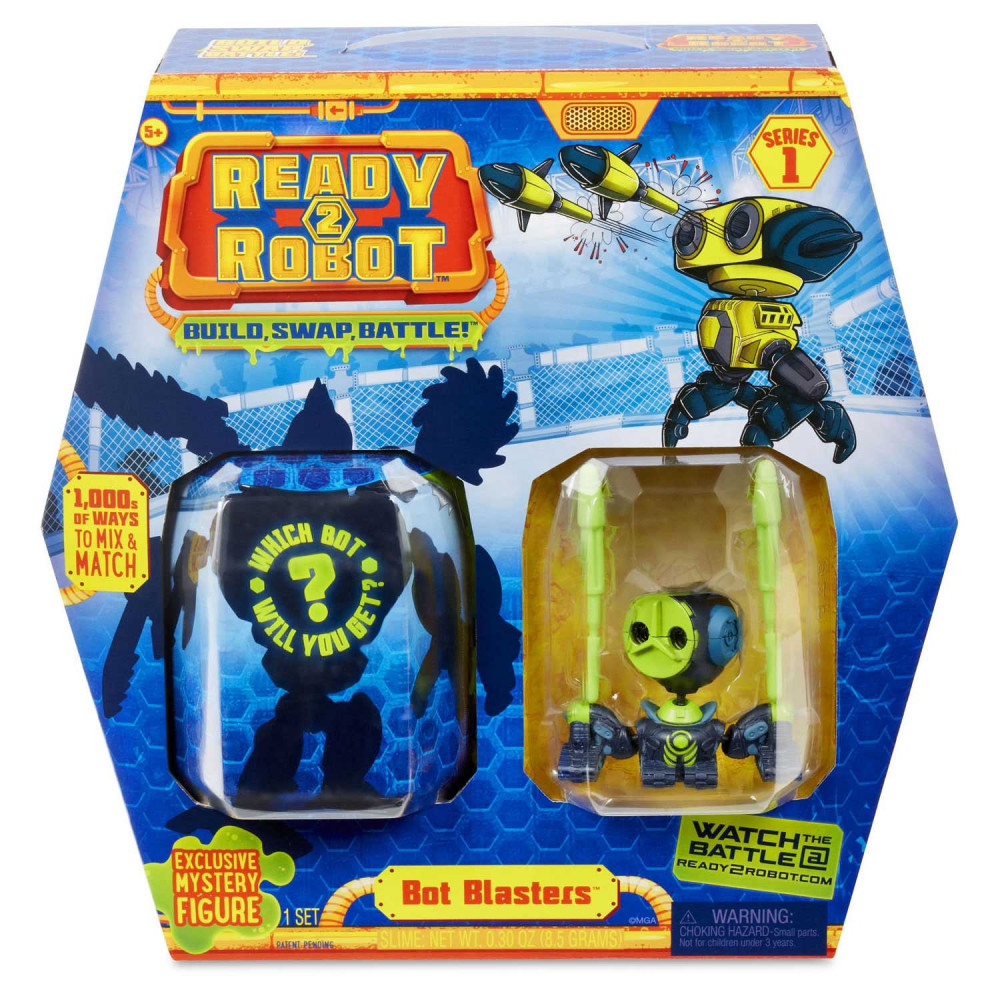 Ready2Robot Bot Blasters - Style 1