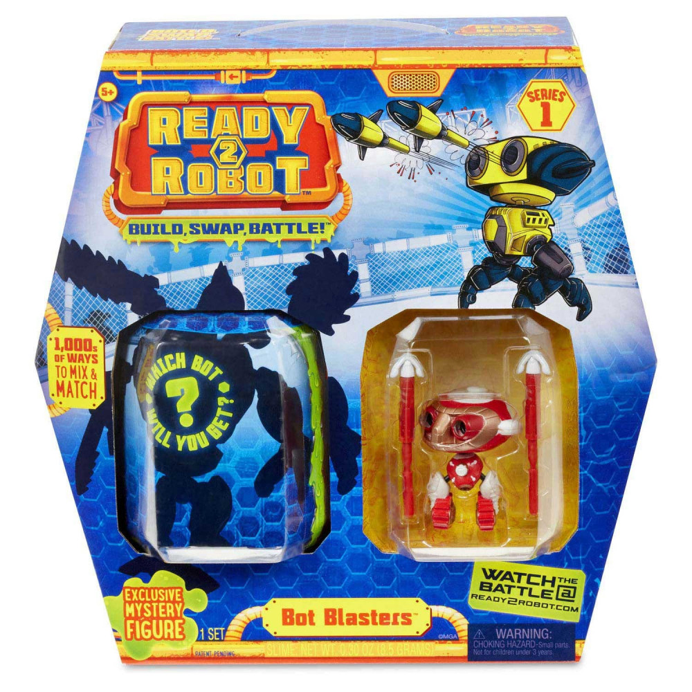 Ready2Robot Bot Blasters - Style 2