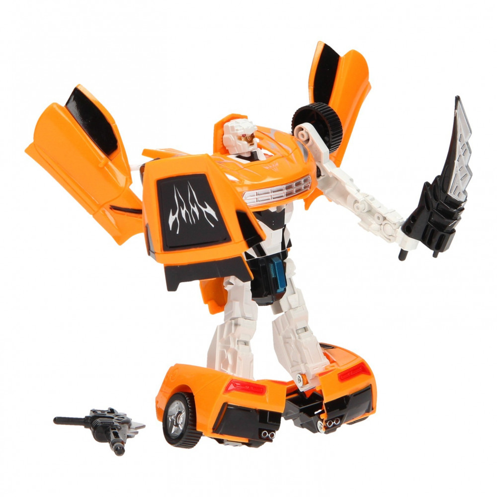 Transformeerset - Oranje