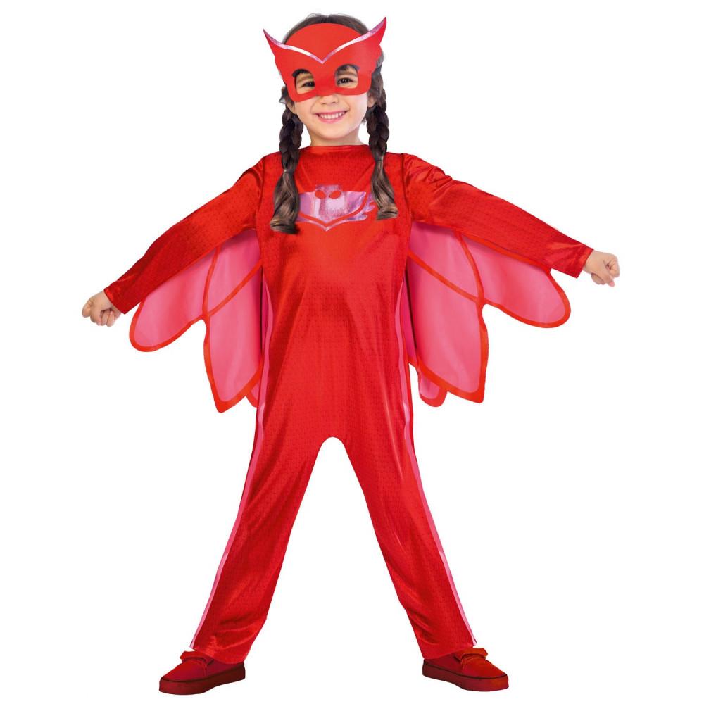 Verkleedset PJ Masks Owlette, 5-6 jaar